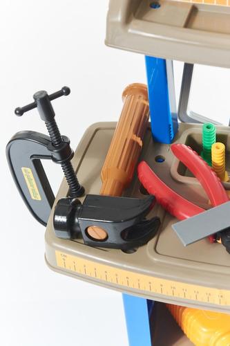 set de herramientas mi primer taller lionels creciendo
