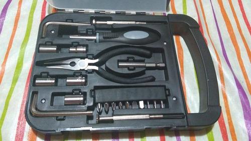 set de herramientas para celulares y de regalo bolso
