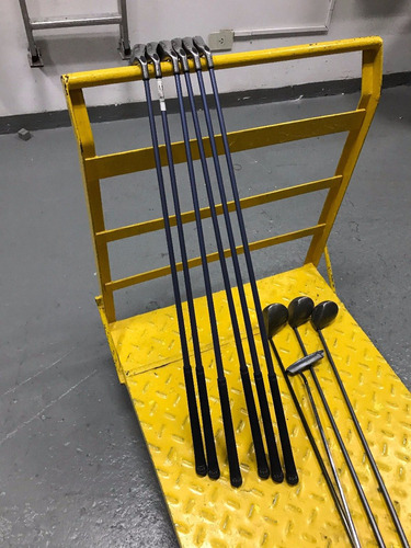 set de hierros callaway x16 steelhead + maderas big bertha