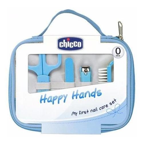 set de higiene y manicuria chicco bebe tijera lima alicate