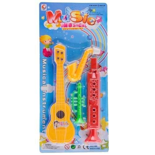 set de instrumentos musicales