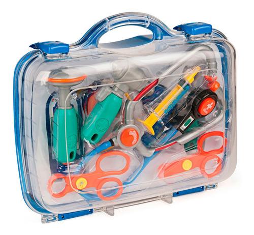 set de juego de medicina - edukim