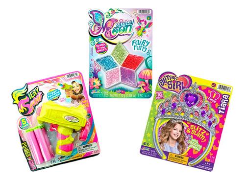 set de juguetes niñas 3 pzas / ringastore