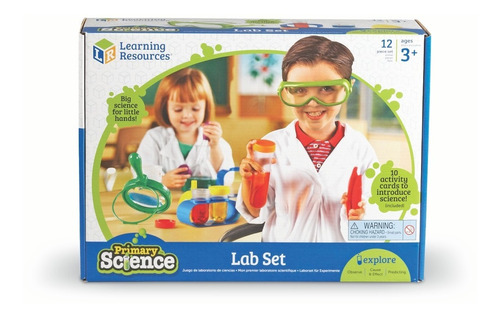 set de laboratorio primary science