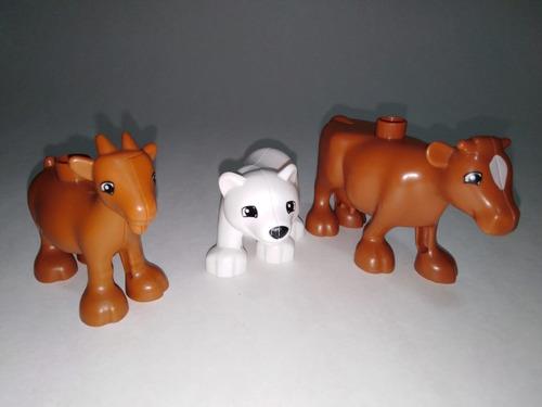 set de lego duplo animalitos 7 piezas