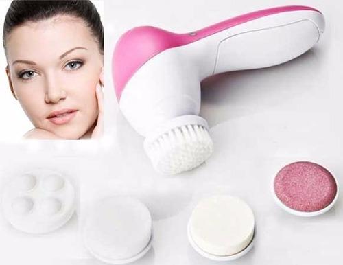 set de limpieza masajeador portatil rostro y cuerpo oferta