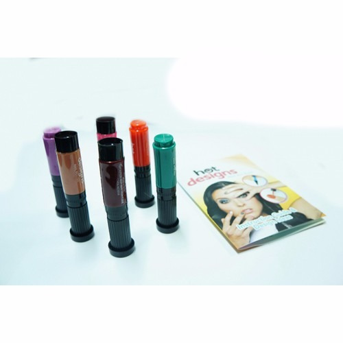 set de manicure 2 en 1 multicolor hot desing