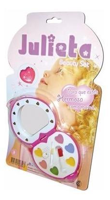 set de maquillaje julieta marca calesita 856