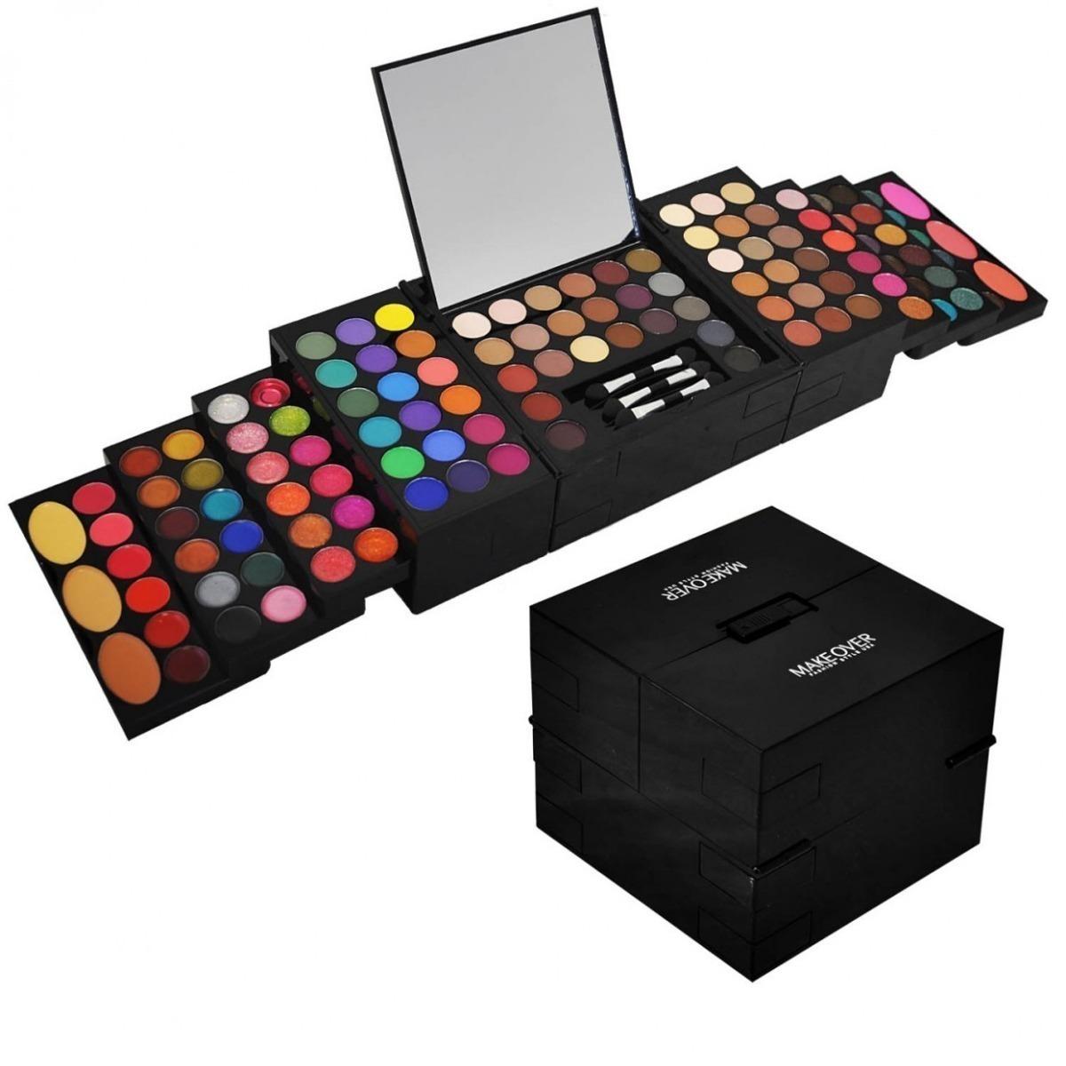 1c5b61496 set de maquillaje profesional makeover 178 tablero sombras. Cargando zoom.