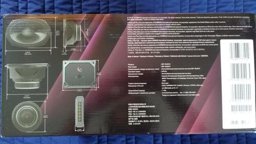 set de medios infinity 9620cx 6x9 pulgadas nuevo y original