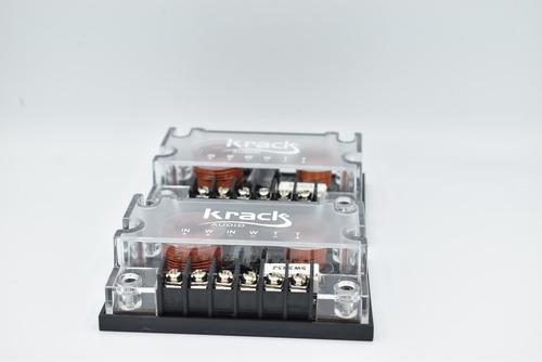 set de medios krack audio ktm 6  300w/150w rms