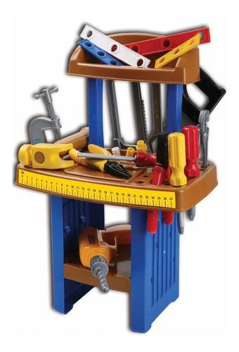 set de mi primer taller juguete herramientas creciendo