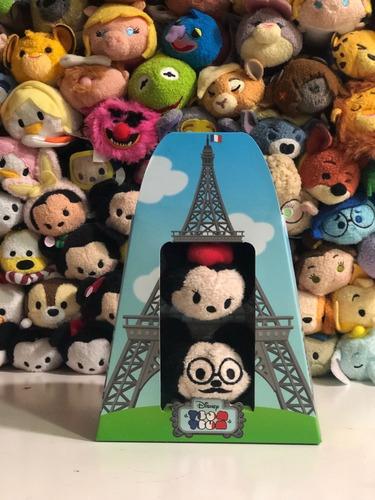 set de mickey y minnie mouse (francia)
