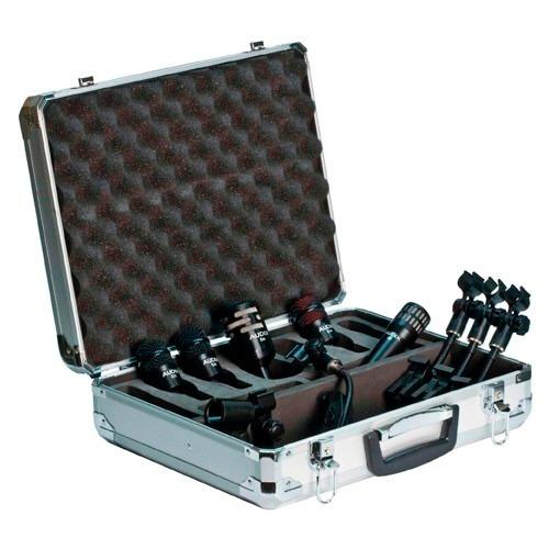 set de micrófonos audix dp5a