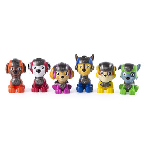 Patrol6 Amazon UExclusivas De Paw Set Mini Figuras Kc3FJTl1