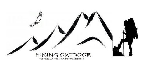 set de olla camping - trekking 4 personas