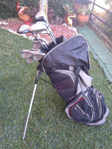 set de palos de golf dunlop