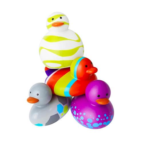 set de patos de baño boon