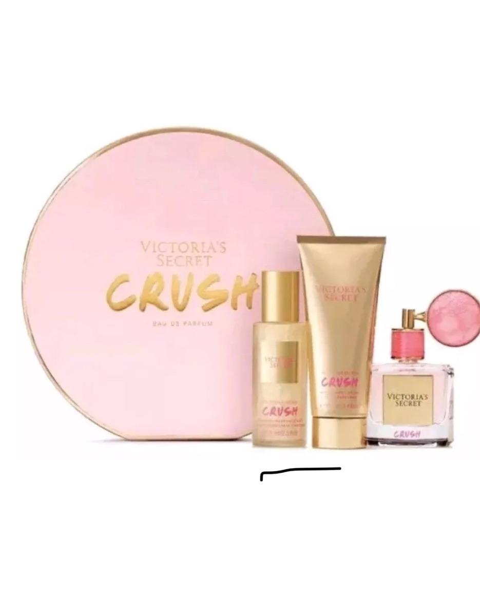 set de perfume crush victorias secret 1 499 00 en mercado libre