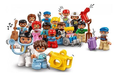 set de personas lego education