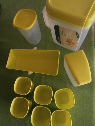 set de picnic valija 11 piezas