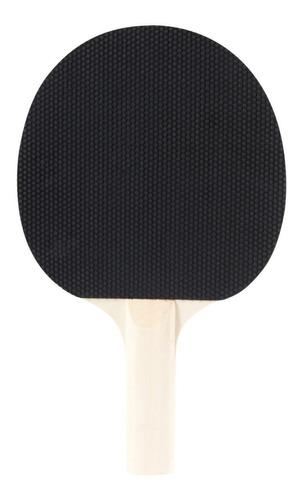 set de raquetas y pelotas para ping pong 4 jugadores