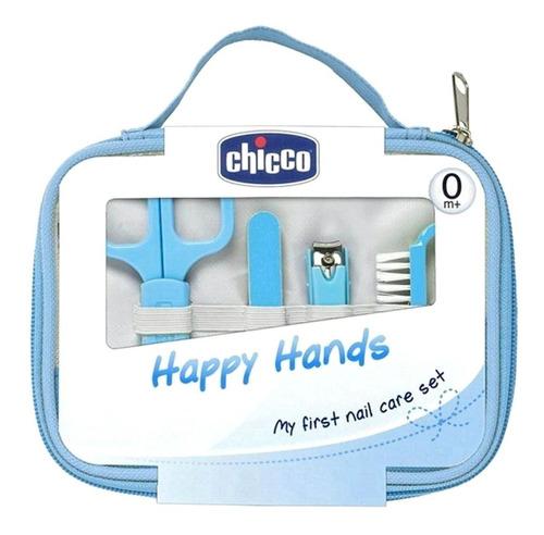 set de regalo bebe chicco set higiene manicura tijerita