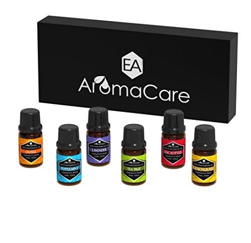 set de regalo de aceites esenciales de aromaterapia de aroma