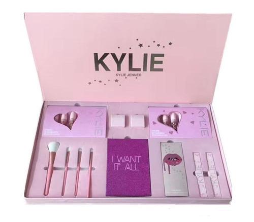 set de regalo kylie i want it all !oferta!