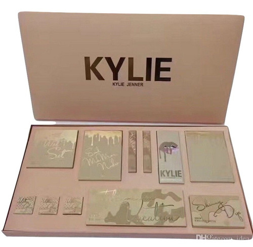set de regalo kylie take me on vacation !oferta!