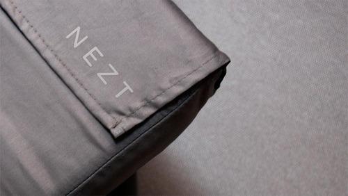 set de sabanas nezt -100% algodón -king size - envío gratis