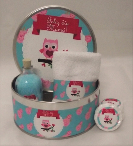 set de spa chico personalizado!! regalo o souvenir!