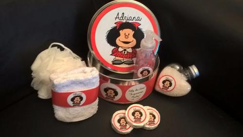 set de spa mediano personalizado!! regalo o souvenir!