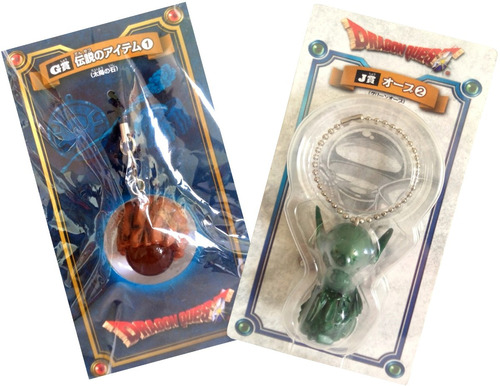 set de straps 25th aniversario de dragon quest y2117 1