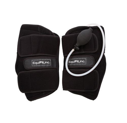 set de terapia compression para caballos equinos equifit.