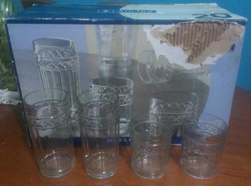 set de vasos anchor