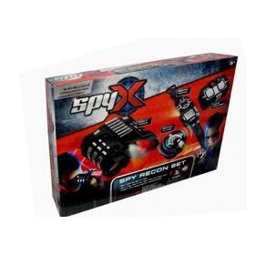 Set De Vigia Con 2 Equipos Espia Linea Spy X 0515 Fibro