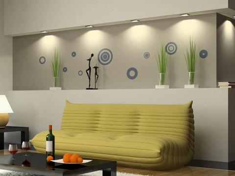 Set de vinilos decorativos para decorar paredes muebles - Vinilos decorativos para muebles ...