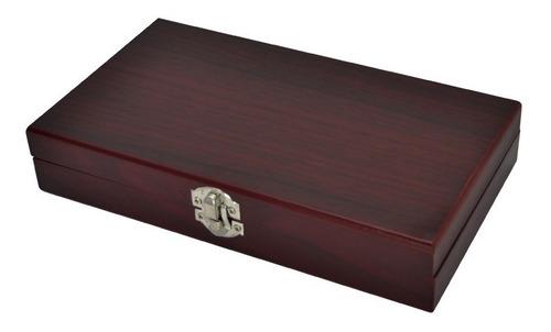 set de vino 5 piezas caja regalo madera sacacorchos tapon