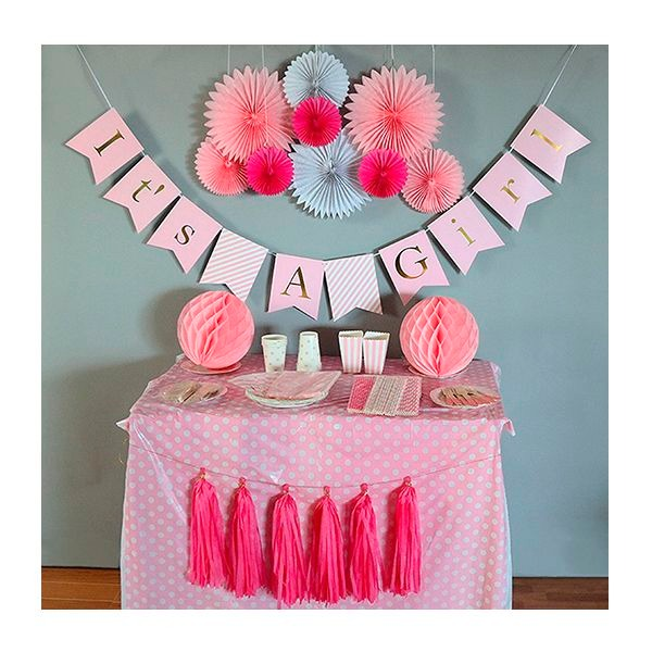 Decoracion De Baby Shower Nia Decoracion De Baby Shower Nia With