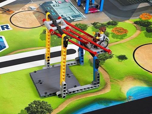 set desafío de la first lego city shaper lego education