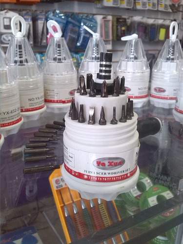 set destornillador herramientas 31  celulares y blackberry