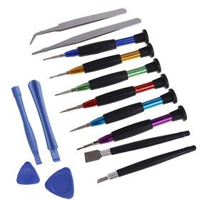Set Destornilladores Kit De Herramientas Precisión 14 En 1