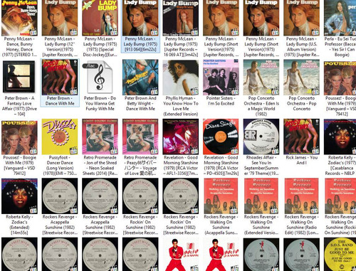 set disco funk boogie music para pionner dj controladora