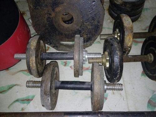 set discos gym