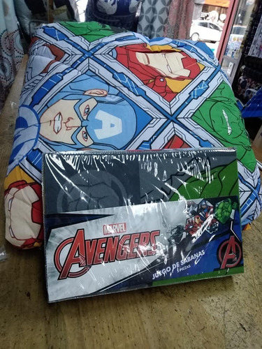 set disney 1 plaza original grueso con sábanas