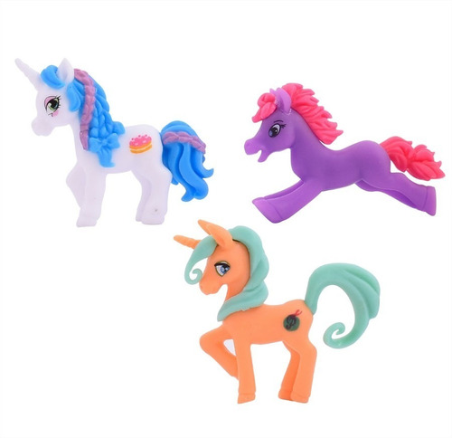 set ditoys color fun the sweet pony unicornios juguete niños