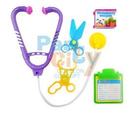 Set Souvenirs Disfraces Infantil X1 Doctora Juguetes QshCBodxrt