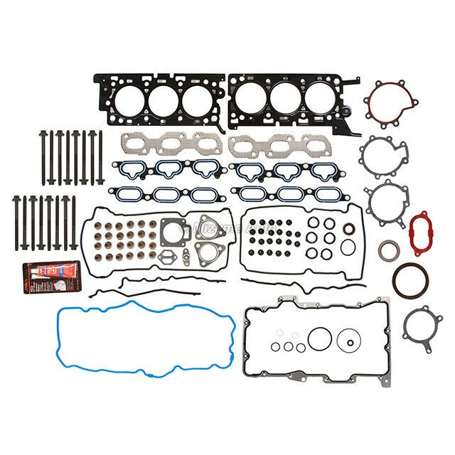Set Empaques Motor 02-06 Mazda Mpv V6 3 0l Dohc 24v Aj