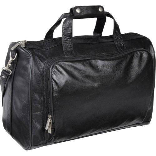 set equipaje amerileather 18 pulgadas carry cuero en el fin